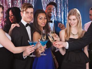New Years Eve Celebration at the Prestige Restaurant!