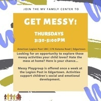 Messy Play Group