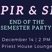 End of the Semester Party!