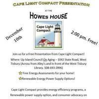 Cape Light Compact Presentation
