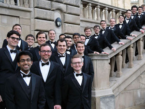 Men's Glee Club Holiday Concert