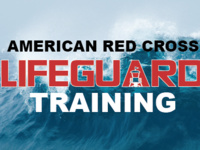 American Red Cross Lifeguard Training