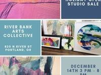 River Bank Arts Collective Holiday Pop Up