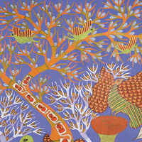 Exhibition: Many Visions, Many Versions: Art from Indigenous Communities in India