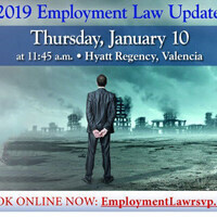 Employment Law Update by Poole & Shaffery, LLP