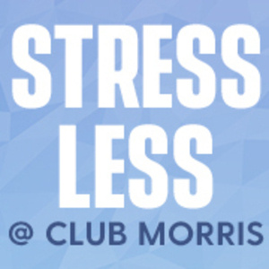Morris Library Finals Week Stress Less Activities for Students