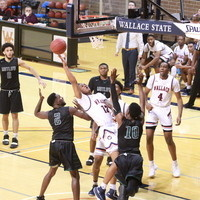 Wallace State Men's Basketball vs. Marion Military Institute