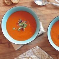 Soup & Bread Lunch