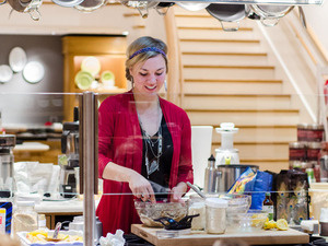 Healthy Holiday Meals Workshop & Local Appetizer Tasting