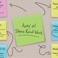 Stress Relief Week