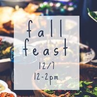 CSWGS Fall Feast