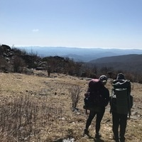 Backpacking Trip to Shenandoah National Park
