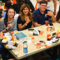 Up All Night - Free breakfast, activities for UTEP students