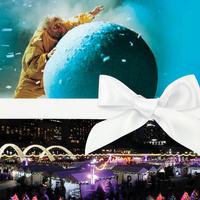 Holiday Fair Official Launch ft Slava Snowshow
