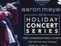 Aaron Meyer 18th Annual Holiday Concert Series