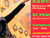 DanceMas: Pre-Christmas Bollywood Dance Workshop