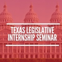 2019 Texas Legislative Internship Seminar