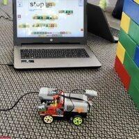 Teen Tech Week: CodeVA Robotics Lesson