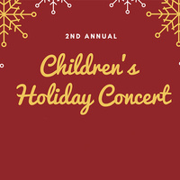 Children's Holiday Concert presented by the Conservatory Council of Students