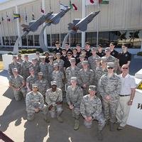 Aerospace Studies (Air Force ROTC)