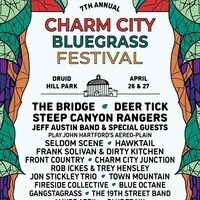 Charm City Bluegrass 2019!