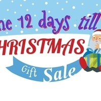12 Days till Christmas sale