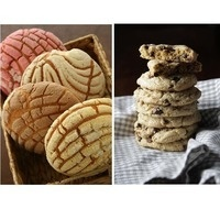 Cookies and Conchas