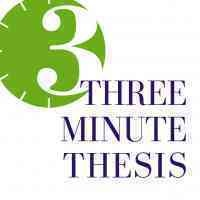 3-Minute Thesis Final Competition