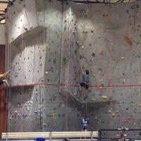 Student Life Staff Wellness: Climbing Wall & Self-Care