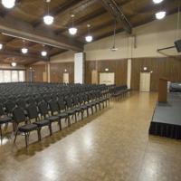 Chris Knutzen Hall – Anderson University Center