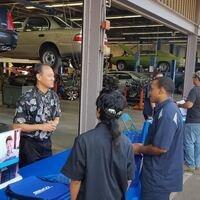 Automotive Technology Job Fair