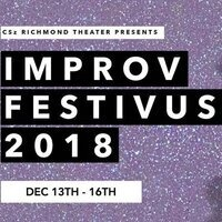 Improv FESTIVUS ComedySportz ALL-STARS
