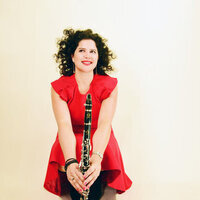 CANCELLED DUE TO WEATHER Guest Artist: Anat Cohen, composer and jazz clarinetist