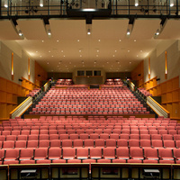 Eastvold Auditorium – Karen Hille Phillips Center for the Performing Arts