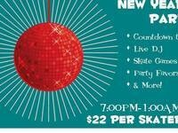 Rink In The New Year: All Ages NYE Party