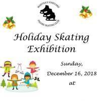 Holiday Skating Exhibition
