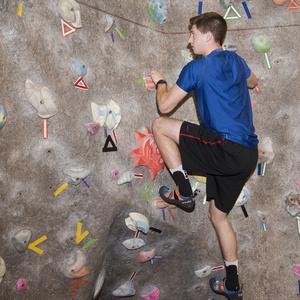 Planet Rock Climbing Gym: Outdoor Programing Trip