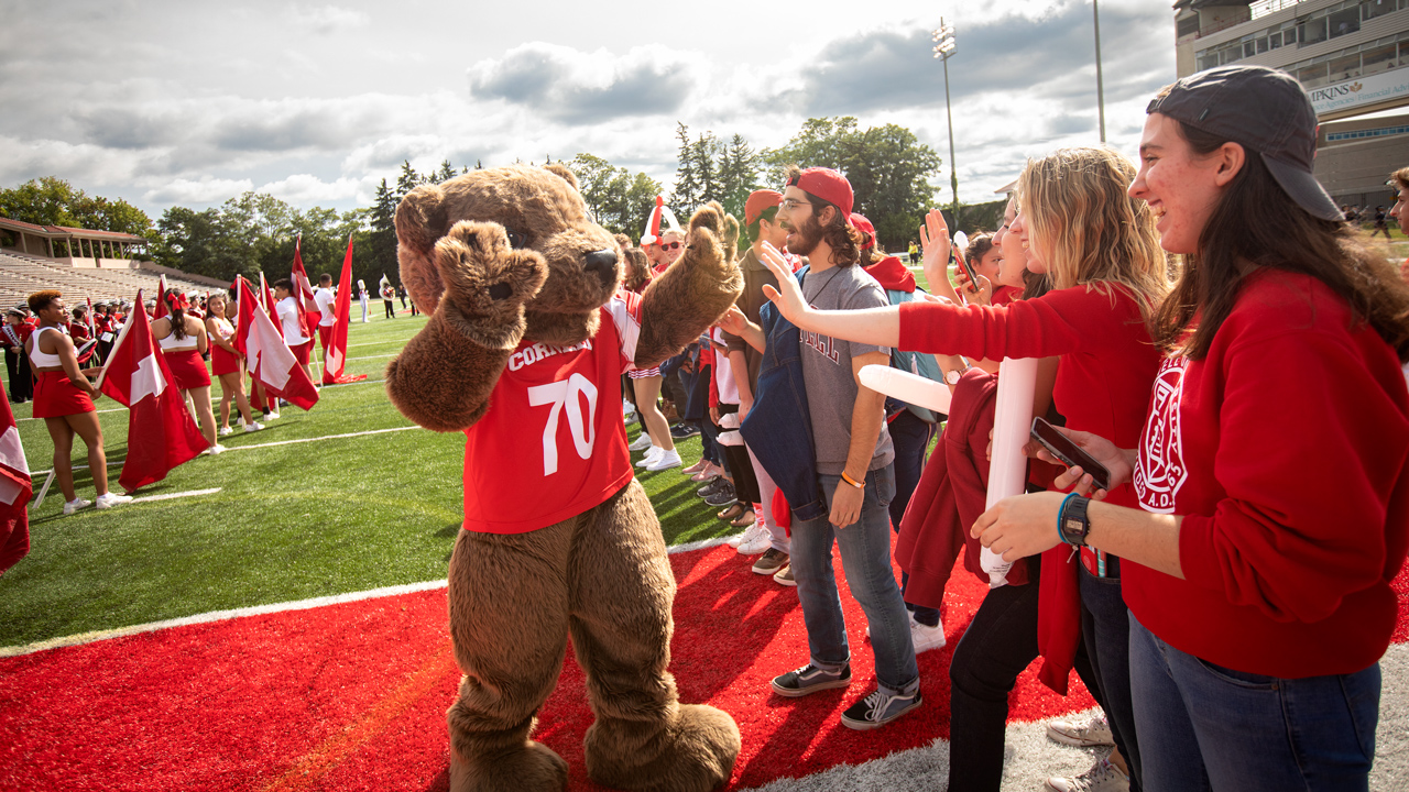 Homecoming Big Red Fan Festival