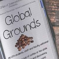 Global Grounds—International Coffee Hour