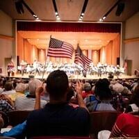 Savannah Wind Symphony Patriotic Concert