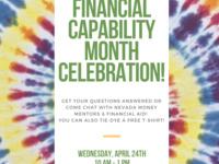 Financial Capability Month Celebration!