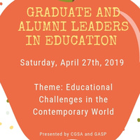 Graduate & Alumni Leaders in Education Conference
