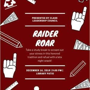Raider Roar