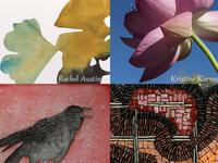 Art at Lan Su: Lynn Rosskamp, Rachel Austin, Scott Fitzwater & Kristine Karnezis