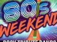 '80s Weekend Night #2: Rock Tribute Bands