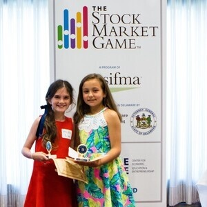 Spring Stock Market Game for Delaware 4th-12th Grade Students