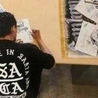 Artist Reception: Sergio B. Sanchez