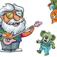 SOLD OUT Saturday Morning Tunes Grateful Dead tribute for kids at AVAM