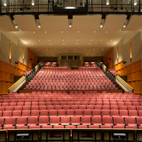 Eastvold Auditorium – Karen Hille Phillips Center for the Performing Arts
