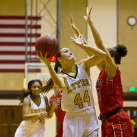 PLU Women's Basketball